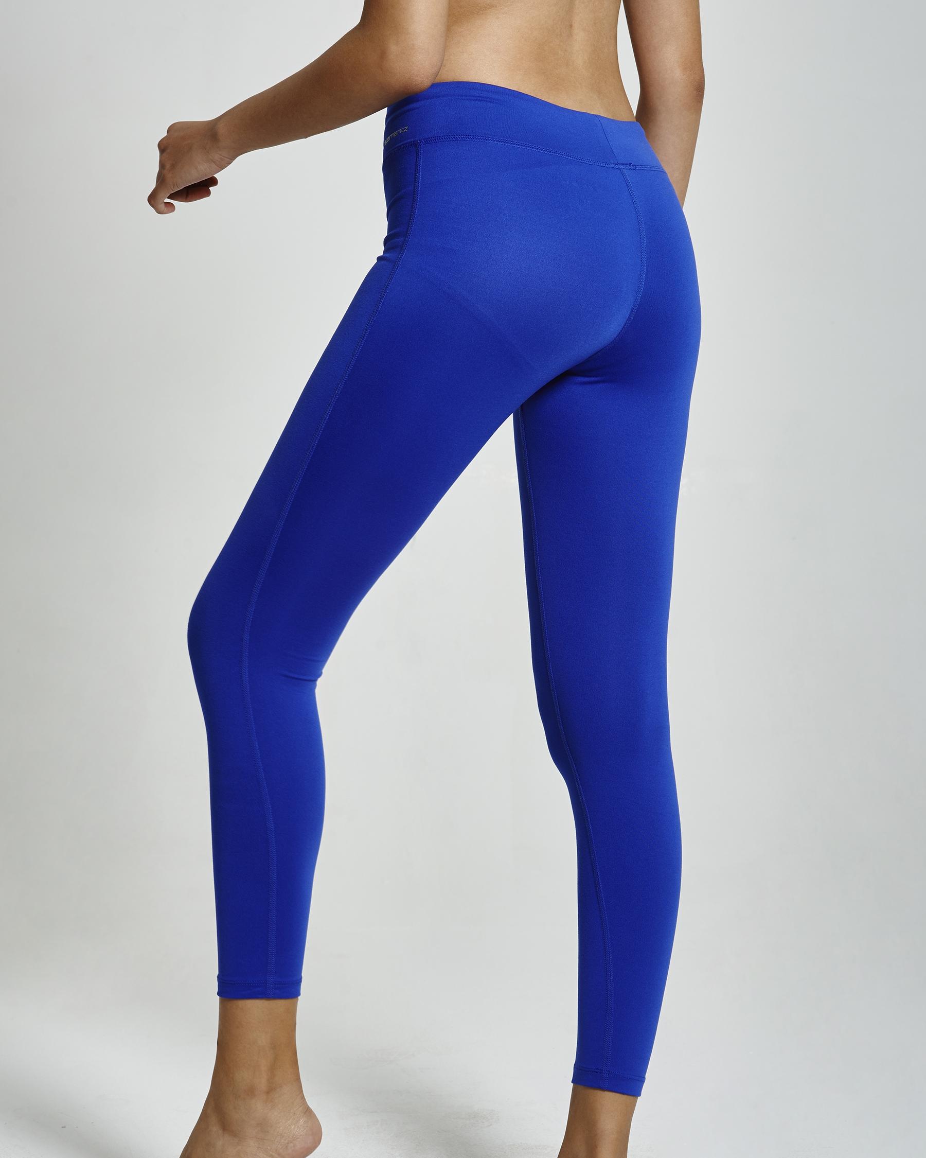 Breath Lifted Yoga Pants (Blue)