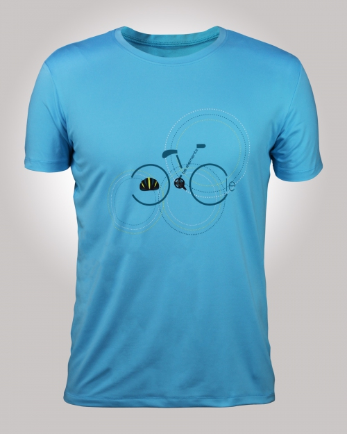 Supple Flexi Tee (L.Blue)
