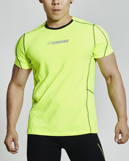 Supercool Running Shirt (Volt)