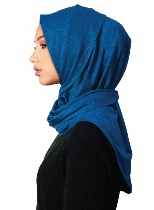 Born2Empower Hijab (Turbo Teal)