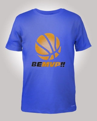 Boy's MVP Leisure Top (Blue)