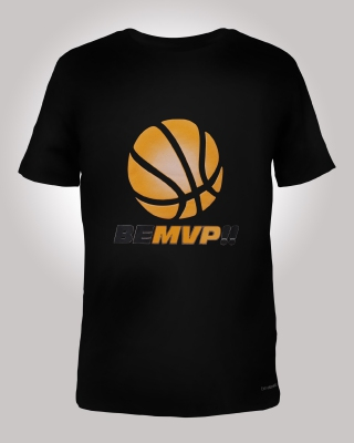 Boy's MVP Leisure Top (Black)