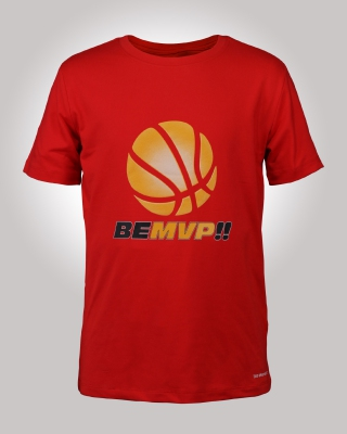 Boy's MVP Leisure Top (Red)