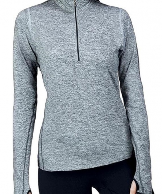 BE-Geared Running Long Sleeve Shirt (Black)