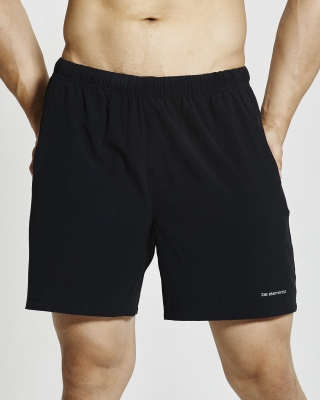 Pacement Running Shorts (W Back Pocket)