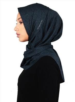 Born2Empower Hijab (Bravo Black)