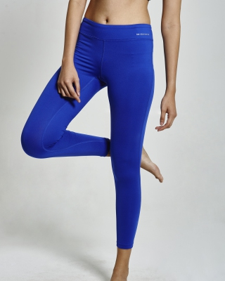 Breath Lifted Yoga Pants (Blue)