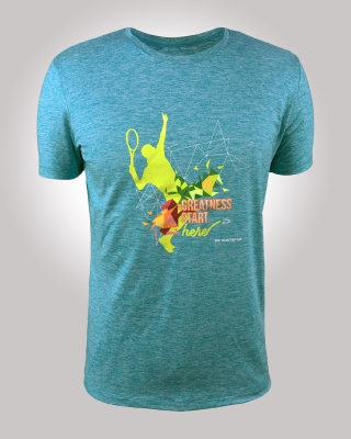 Greatness Start Flexi Tee (A.Green)