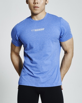Performance Training Shirt (Blue)