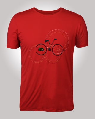 Supple Flexi Tee (Red)