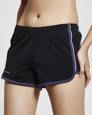 Comfy Training Shorts (Black)